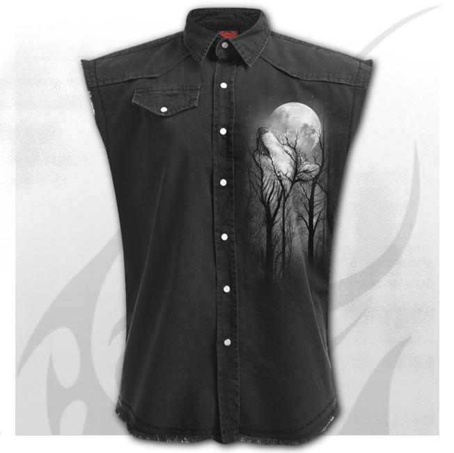 Wolf moon str M-3XL pris 500-,