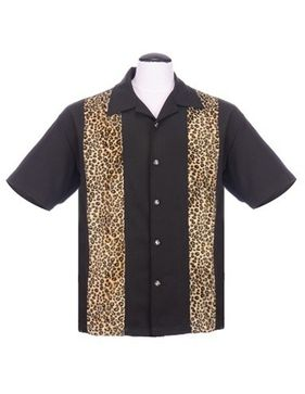 Rockerbilly Leopard Pris: 690-,