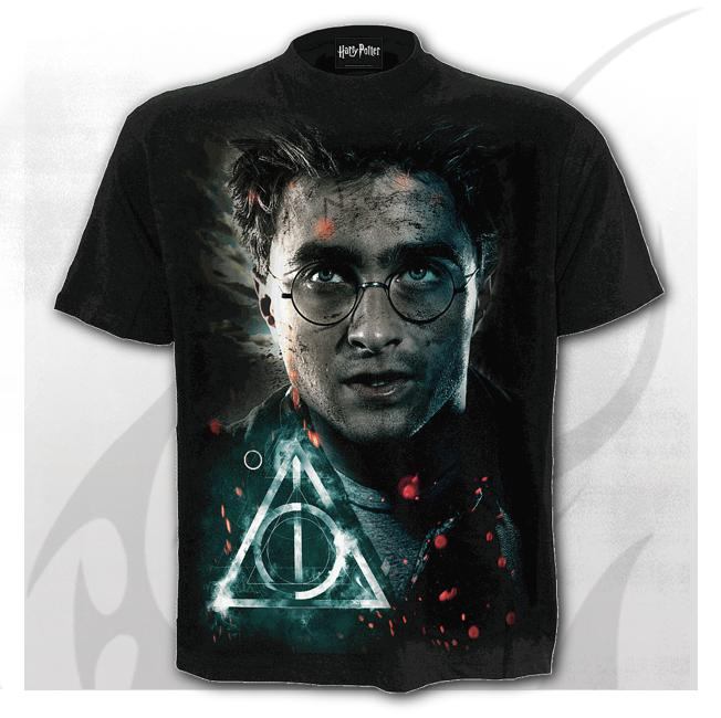 Harry potter t-skjorte str S-2Xl Pris 300-,